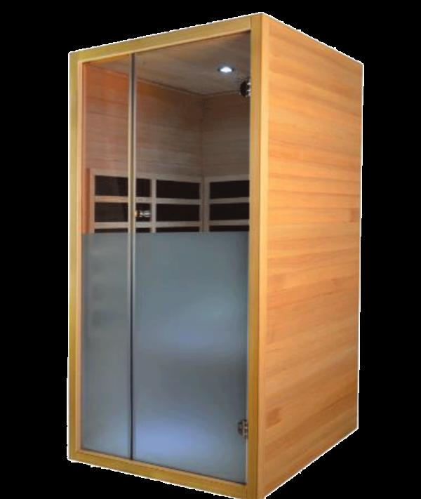 Wooden Home Sauna