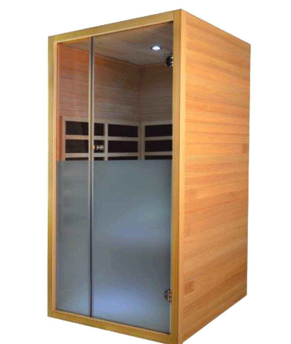 Wooden Home Sauna