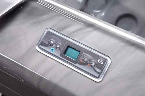 Hot Tub Control Panel