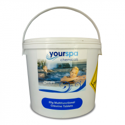 Hot Tub Sanitisers & Spa Sanitisers