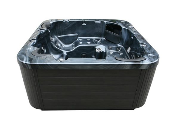 Black Hot Tub in Ireland