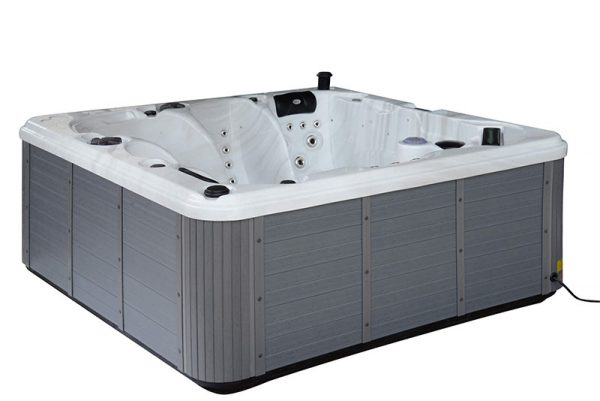 Exterior of a hot tub Dublin