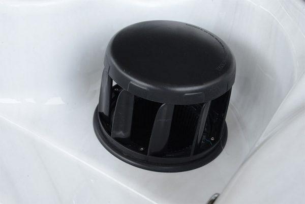Corrib hot tub fan